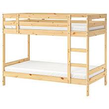 MYDAL МЮДАЛЬ, Каркас 2-ярусного ліжка, сосна90x200 см