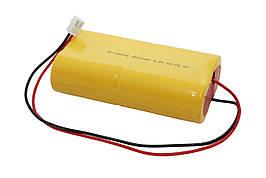 Аккумулятор аварийного освещения EV-D40H4 4000mAh 4.8V Ni CD HT