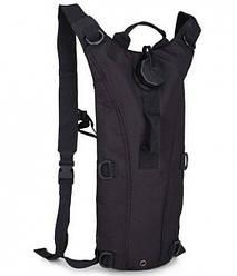 Рюкзак туристический с питьевой системой HLV B09 Black