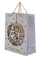 Пакет новогодний    44*31*12 (8209-020)