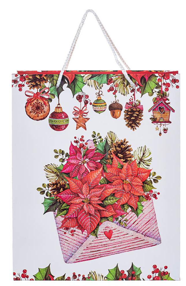 Пакет новогодний   55*40*15 (8209-032)