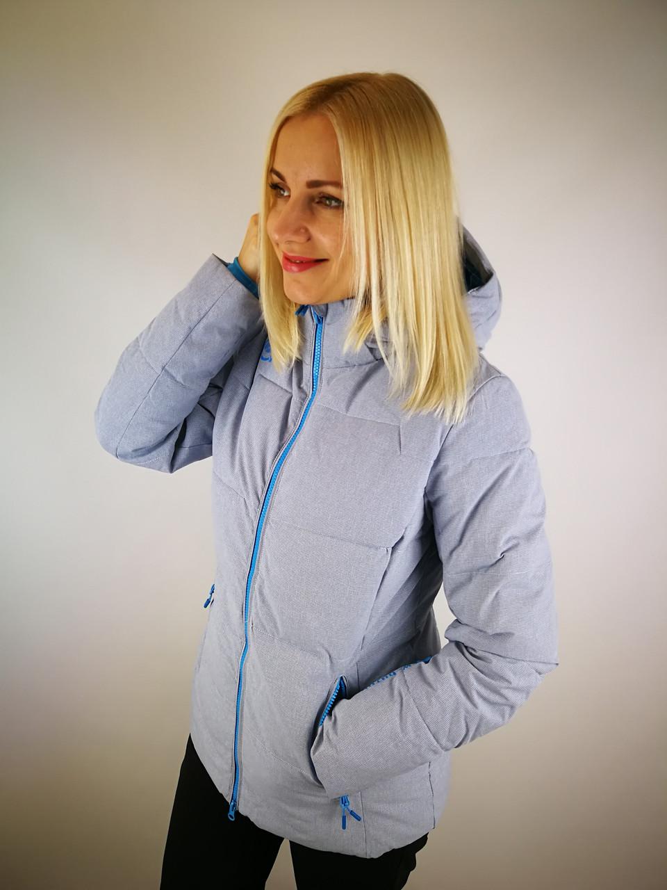 Лыжная женская куртка