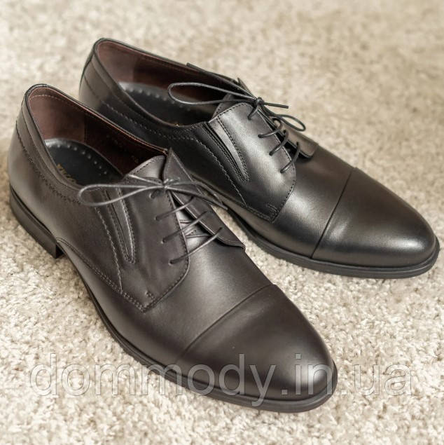 Туфли мужские из кожи Gray