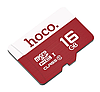 Карта памяти MicroSD Hoco 16GB Class 10 Original