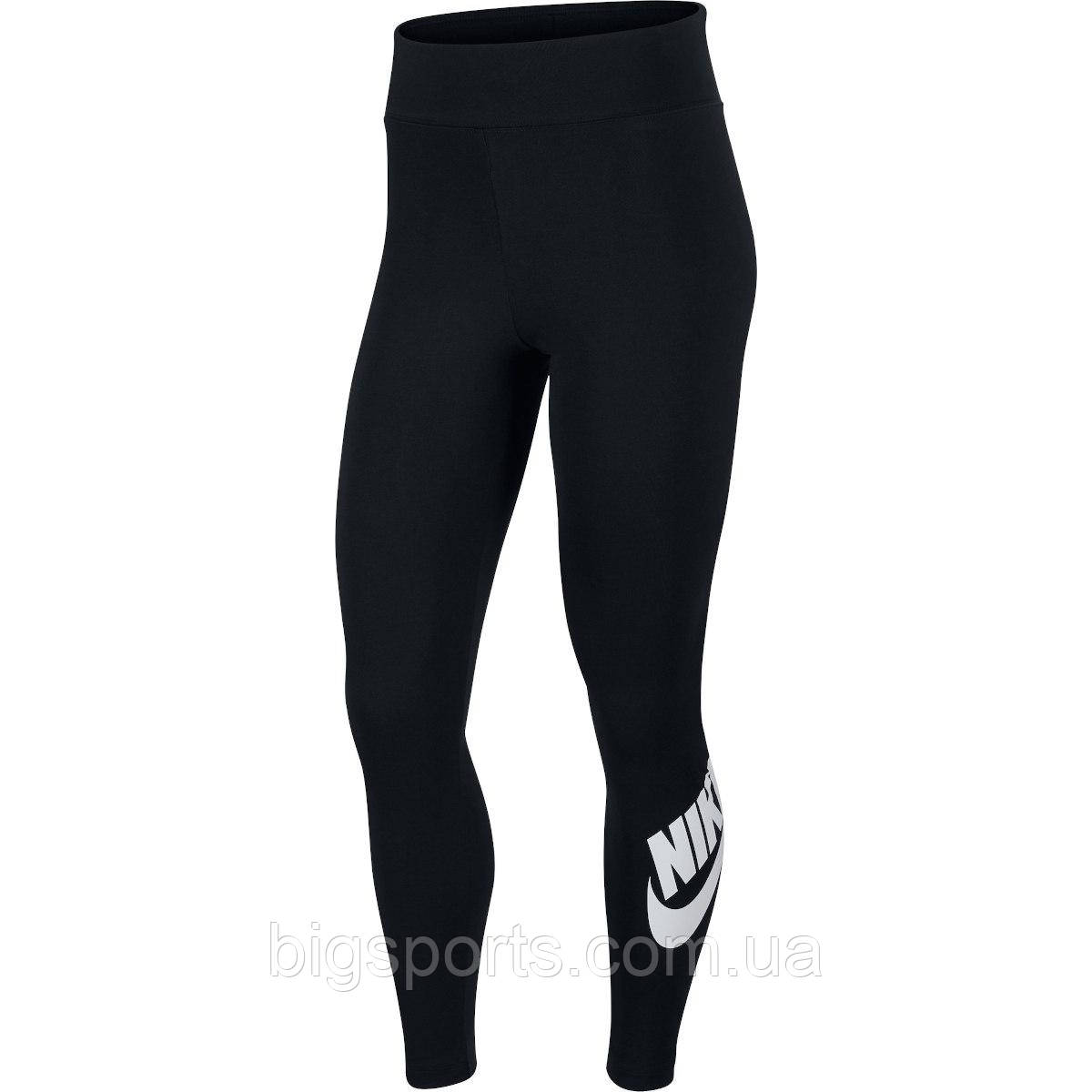 Лосины жен. Nike W Nsw Legasee Lgng Hw Futura (арт. CJ2297-011)