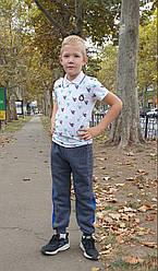 Серые спортивные штаны на мальчика  На рост 122 128 140 152   см  Венгрия