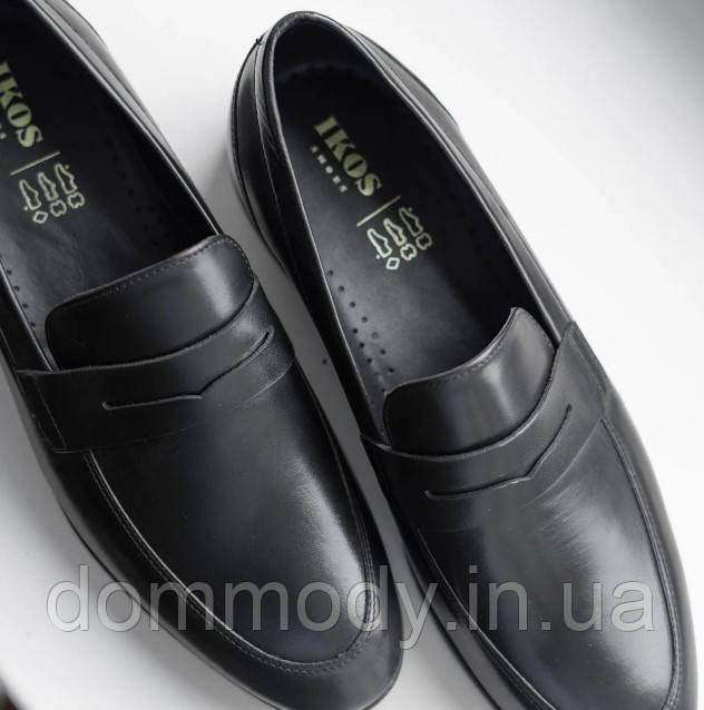 Туфли мужские Loafers dark blue