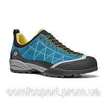 Scarpa Zen Pro  lake blue  кроссовки для туризма