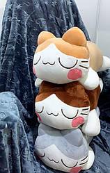 """Іграшка-плед-подушка """" Котик"""""""