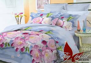 Семейные комплекты постельного белья Поликоттон 3 D