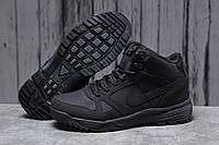 Зимние мужские кроссовки 31701, Nike Air ACG, черные, [ 41 42 43 44 45 ] р. 41-26,3см., фото 1
