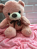 Детский плед игрушка. Плед-подушка, детский мягкий, плюшевый плед Мишка