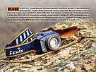 Ліхтар налобний Fenix HL40R Cree XP-LHIV2 LED синій, фото 10