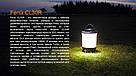 Ліхтар кемпінговий Fenix CL30R чорний, фото 4