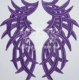 Лейсы фиолет