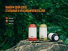 Ліхтар кемпінговий Fenix CL26R зелений, фото 3