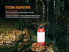 Ліхтар кемпінговий Fenix CL26R зелений, фото 5