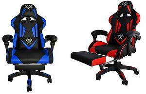 Геймерське комп'ютерне ігрове крісло