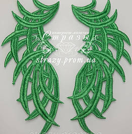 Лейсы зеленые