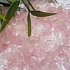 Натуральный камень Розовый кварц фр.3-5 мм