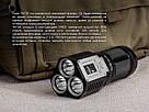 Ліхтар ручний Fenix TK72R 3 Cree XHP70, фото 5