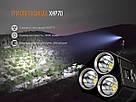 Ліхтар ручний Fenix TK72R 3 Cree XHP70, фото 7