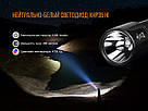 Ліхтар ручний Fenix TK35 2018 CREE XHP35 HI neutral white LED, фото 8