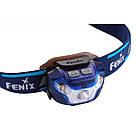 Ліхтар налобний Fenix HL26R блакитний, фото 5