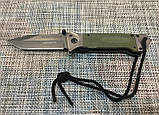 Нож складной GERBFR 22см / АК-713, фото 3