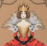 Схема Mirabilia Designs The Queen Bee, фото 2