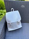 Женский рюкзак из кожзама, фото 5