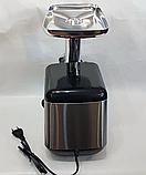 Электрическая мясорубка Domotec MS 2023 2800W с насадкой для томатного сока, фото 5