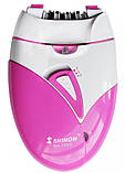 Женский эпилятор Shinon SH-7803 триммер эпиляция бикини, фото 5