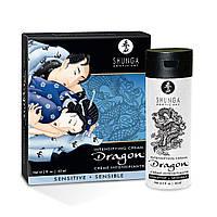 Стимулюючий крем для пар Shunga SHUNGA Dragon Cream SENSITIVE (60 мл) більш ніжний ефект