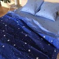 """Полуторное постельное белье """"Галактика"""""""