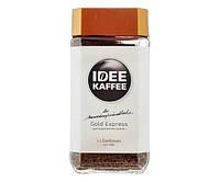 Кава Idee Kaffee Gold Express растворимый в стеклянной банке 100 г. JJ DARBOVEN