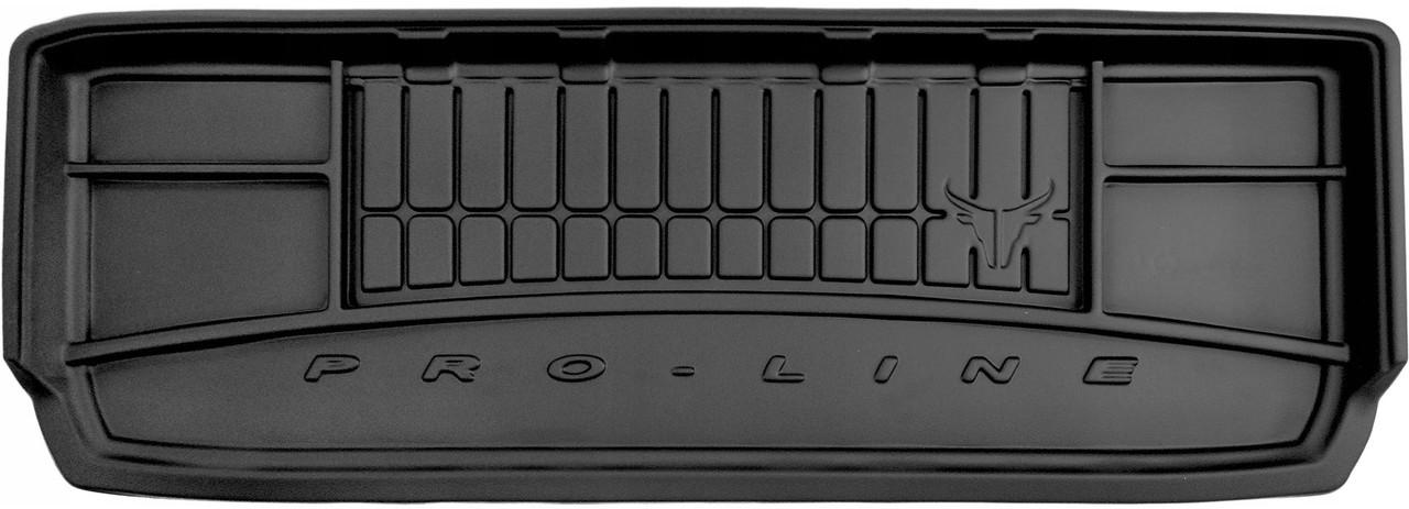 Коврик в багажник Fiat Freemont 7 місць 2011-2016 Frogum Pro-Line TM406667