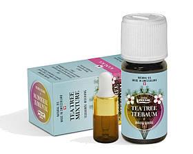 Натуральне ефірне масло Чайного дерева з Канукой і чайним деревом пробник Вівасан Швейцарія 1 мл