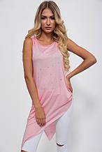 Майка женская 131R116950S цвет Розовый