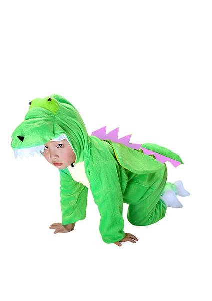 Детский карнавальный костюм Крокодила