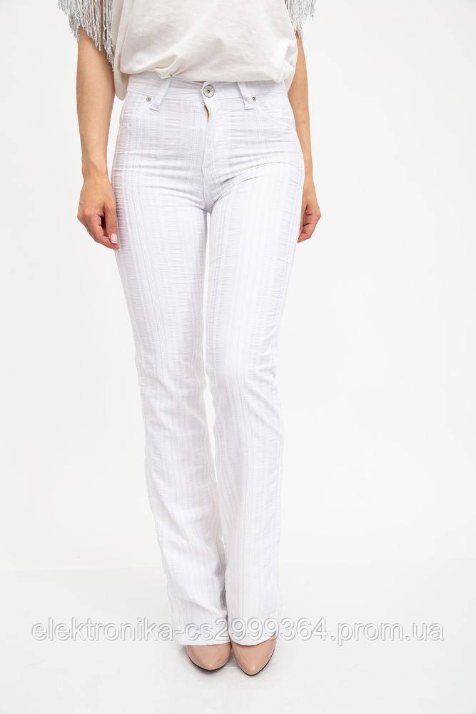 Брюки женские 123R5090 цвет Белый