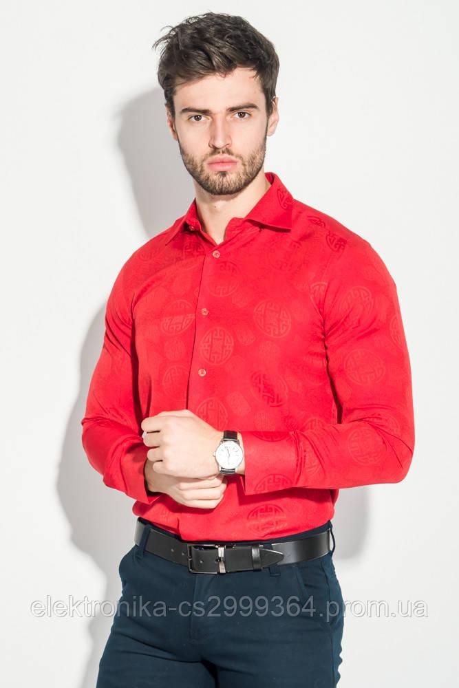 Рубашка 50PD10-2 цвет Красный
