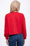 Батник женский 123R18020 цвет Красный, фото 4