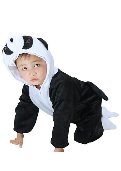Детский кигуруми  Панда для мальчика/девочки