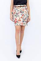Женская юбка Cu&Mu. Бежевый цвет