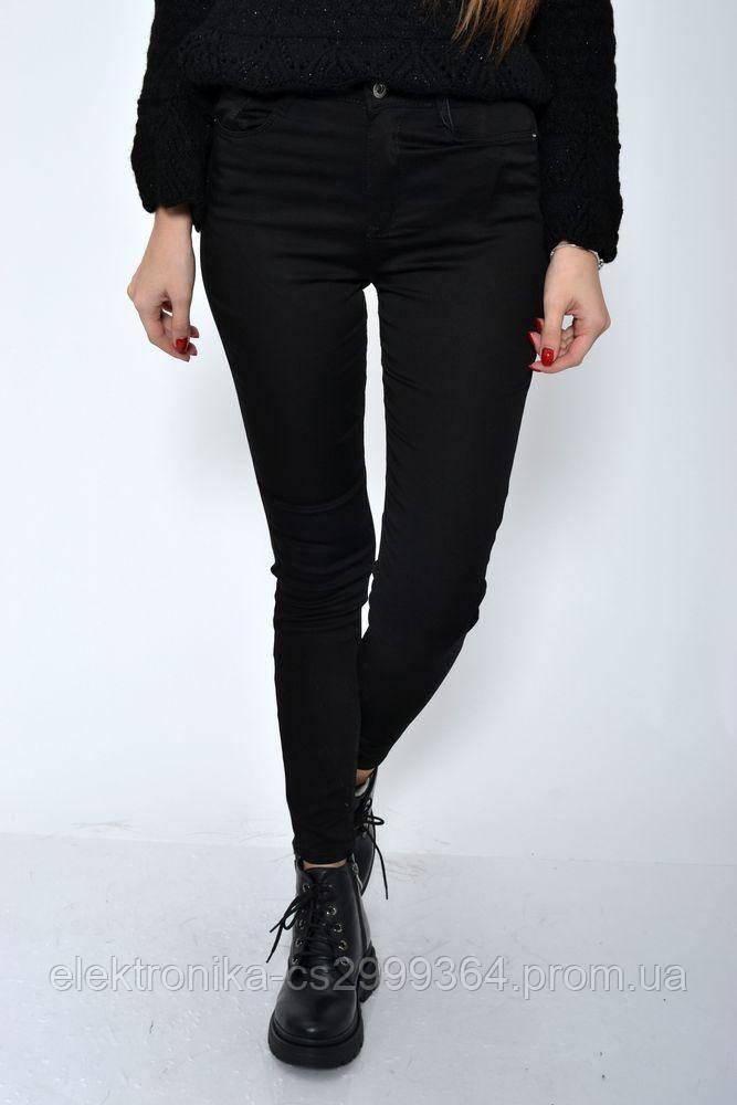 Джинсы женские 123R17193 цвет Черный