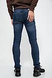Джинсы мужские 123R16313 цвет Синий, фото 4