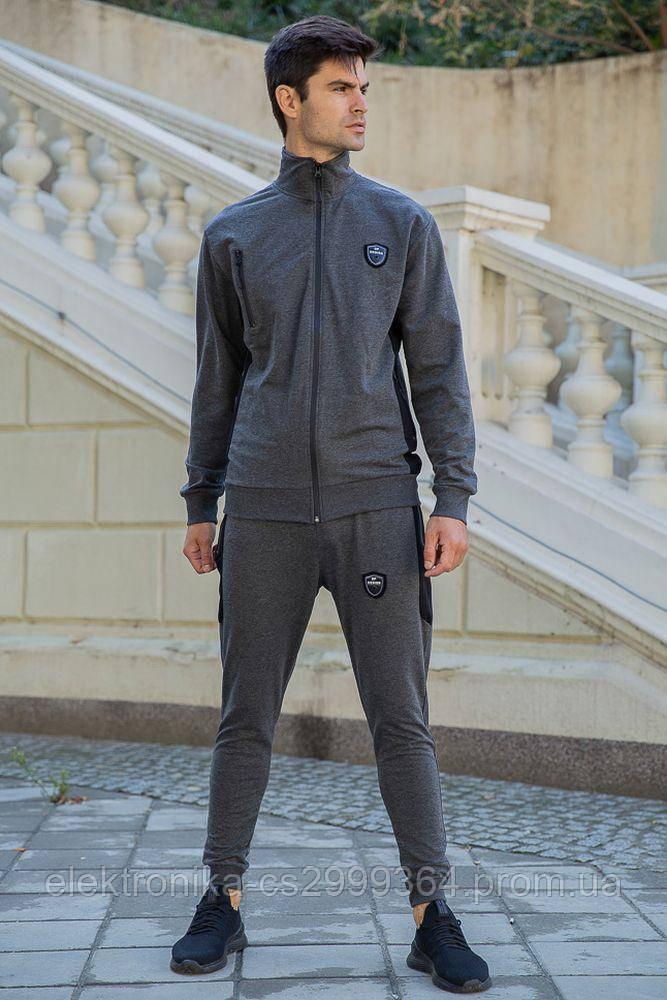 Спорт костюм муж. 154R100-01 цвет Серый