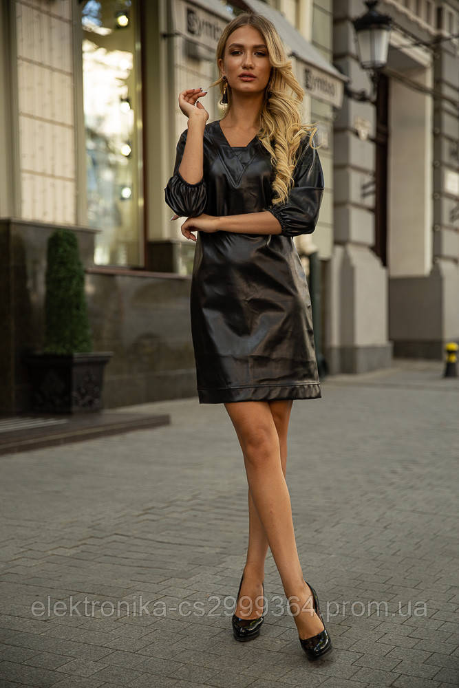 Платье 153R1108 цвет Черный