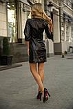 Платье 153R1108 цвет Черный, фото 3
